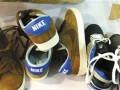 耐克、阿迪达斯、纽百伦 下沙物美5折的大牌鞋竟然是假货