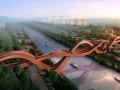 中国结的灵感 让你目瞪口呆的桥梁设计