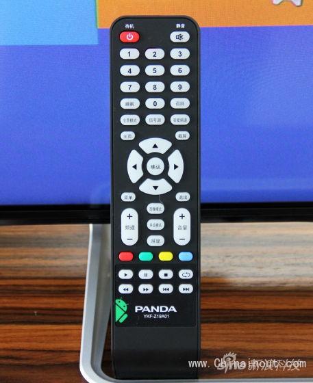 熊猫le55a32s-ud电视遥控器