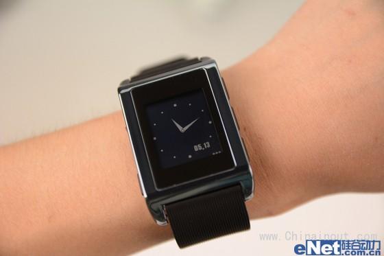 性能稳定 续航出众 酷派智能手表评测