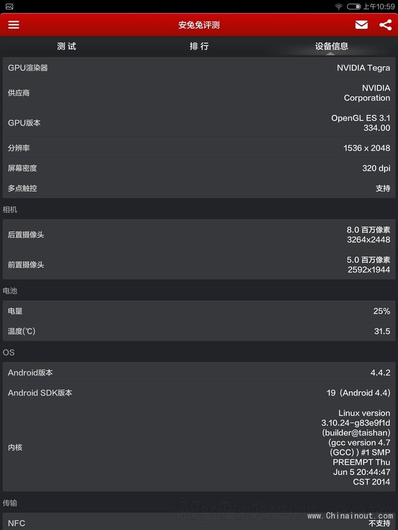 最好用的Android平板 1499元小米平板评测