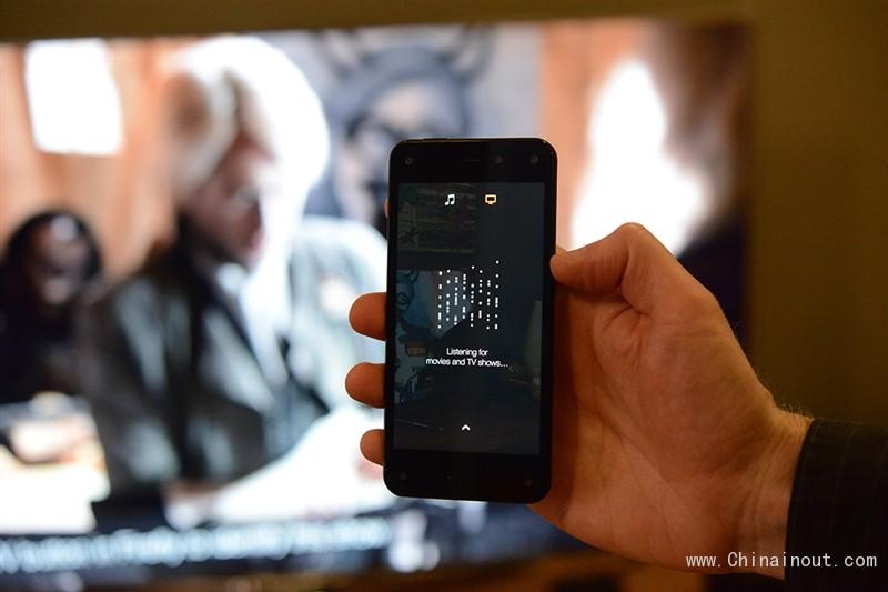 亚马逊智能机上手体验:新技术值得尝试