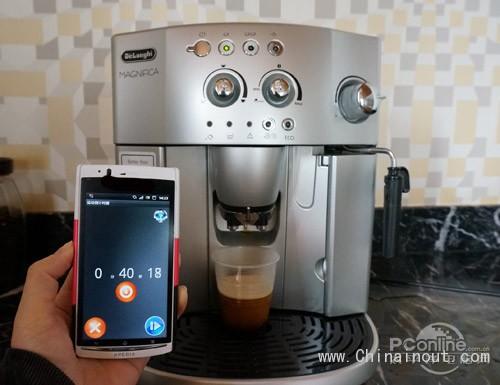 40秒18分煮好一杯咖啡