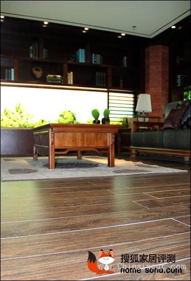 蒙娜丽莎奥林匹斯木纹砖评测