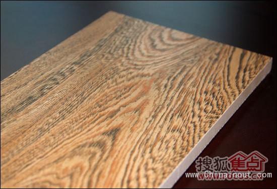 蒙娜丽莎奥林匹斯木纹砖产品效果