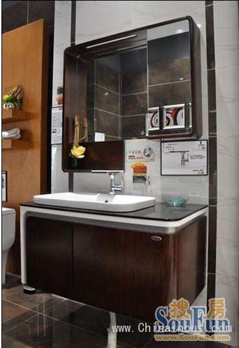 箭牌然•木系列浴室柜