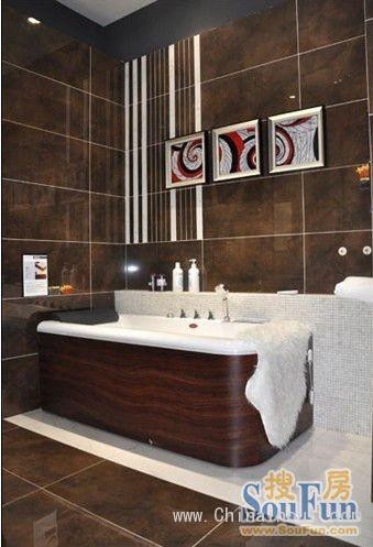 箭牌卫浴然•木系列按摩浴缸AC1736SQ