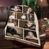 拼贴画礼品织毯 Blanket