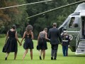 奥巴马吃闭门羹 入豪华高尔夫俱乐部遭婉拒