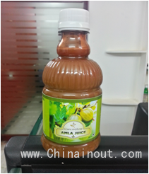 Amla Fruit Juice Concentrate