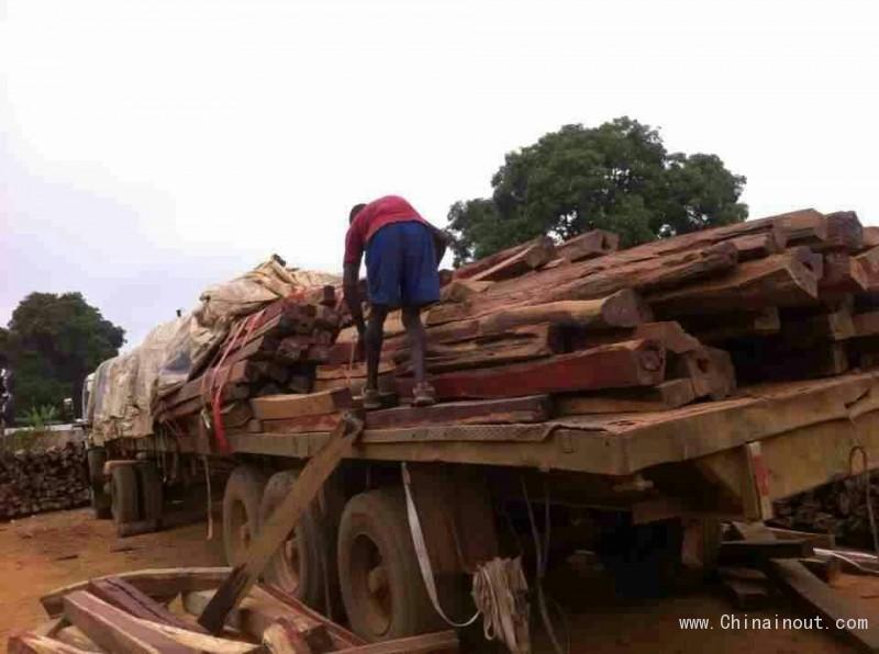 非洲红木 redwood_全球好货源在中国进出口网