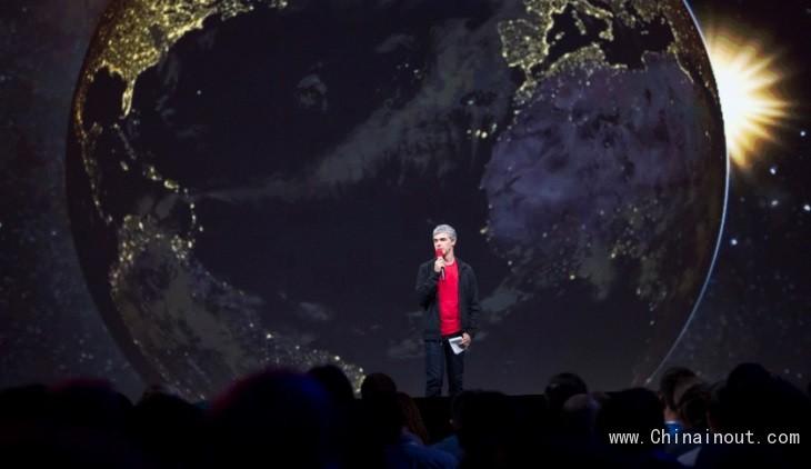 专访谷歌CEO拉里o佩奇:为何霸主级科技公司会走向衰败