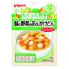 日本贝亲红绸鱼蔬菜粥 soup