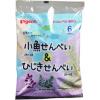 日本贝亲小鱼海藻米果 cracker