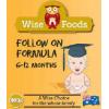 Wise Foods婴幼儿配方奶粉2段 milk