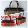 椰子殼手袋 Coconut Shell Bag