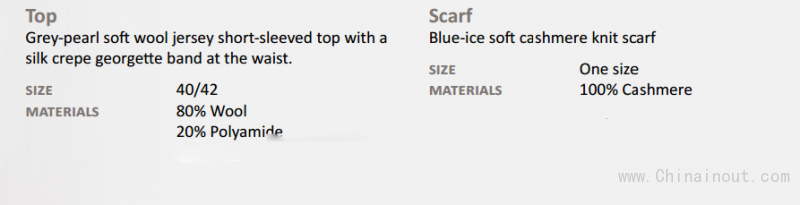 Top Scarf