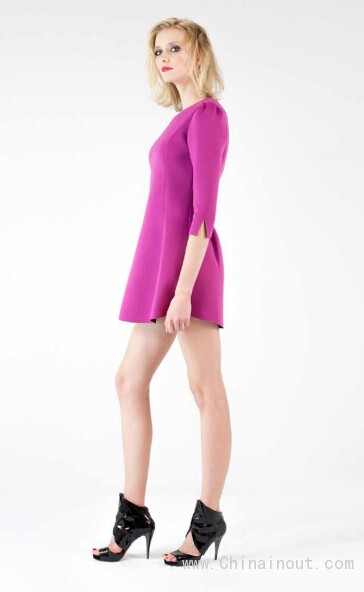 Neoprene dress 2