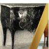 法国路易时代风格意大利手工工艺家具 Bombe chest