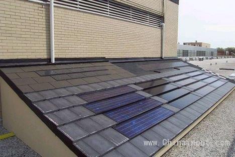 Shingles Solar Roof Tile