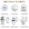 高尔夫球高尔夫手套 Golf Balls & Gloves