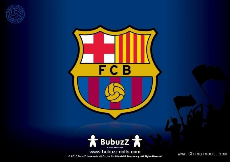 特别才会有这个标志.,在如今商业化的足球圈中..,不会有球队愿图片
