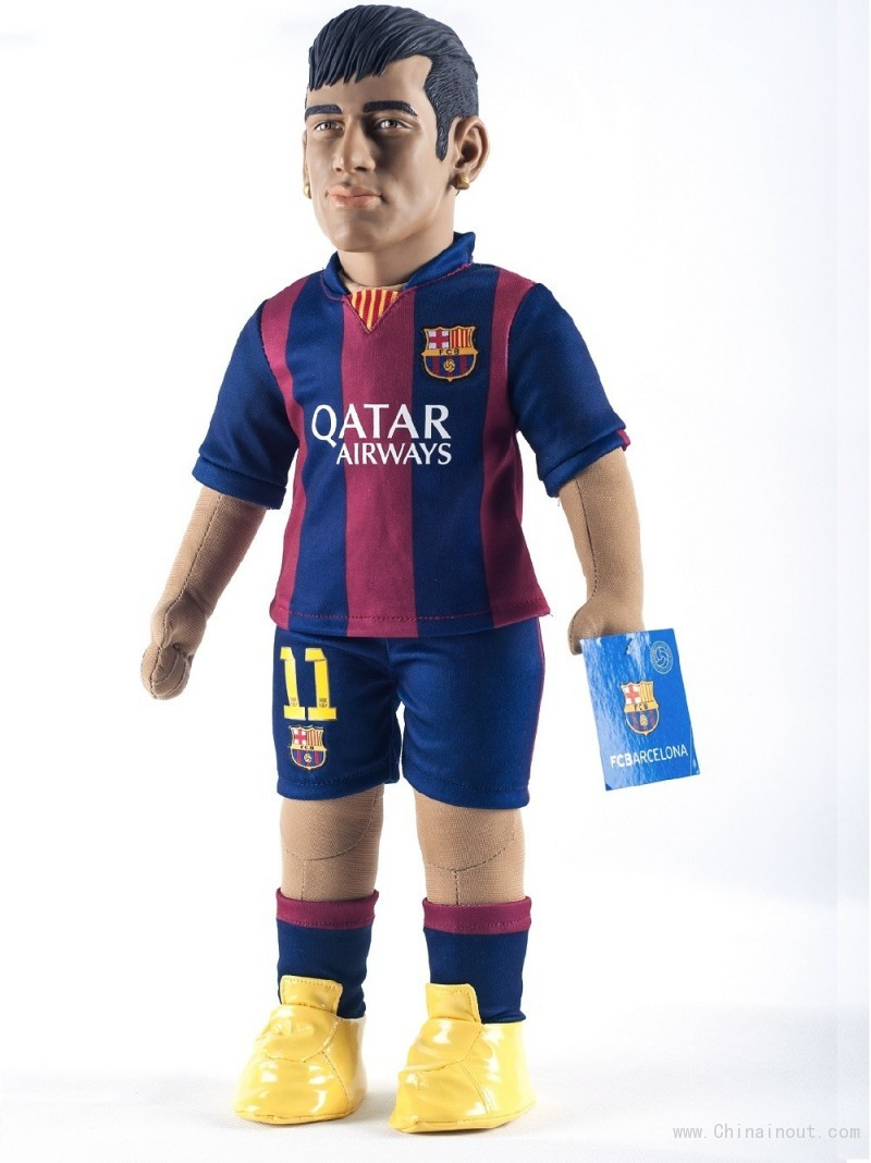 neymar_barcelona_figure_football_doll_4