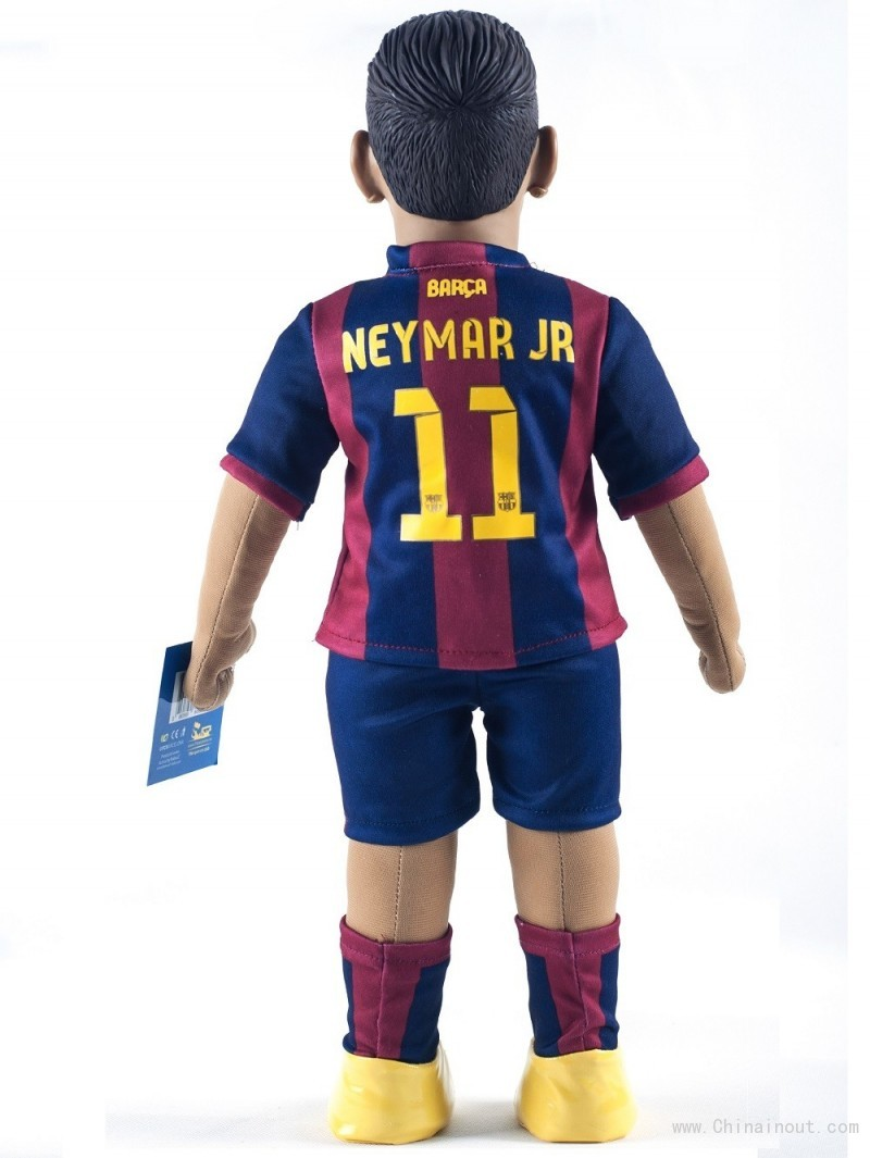 neymar_barcelona_figure_football_doll_3