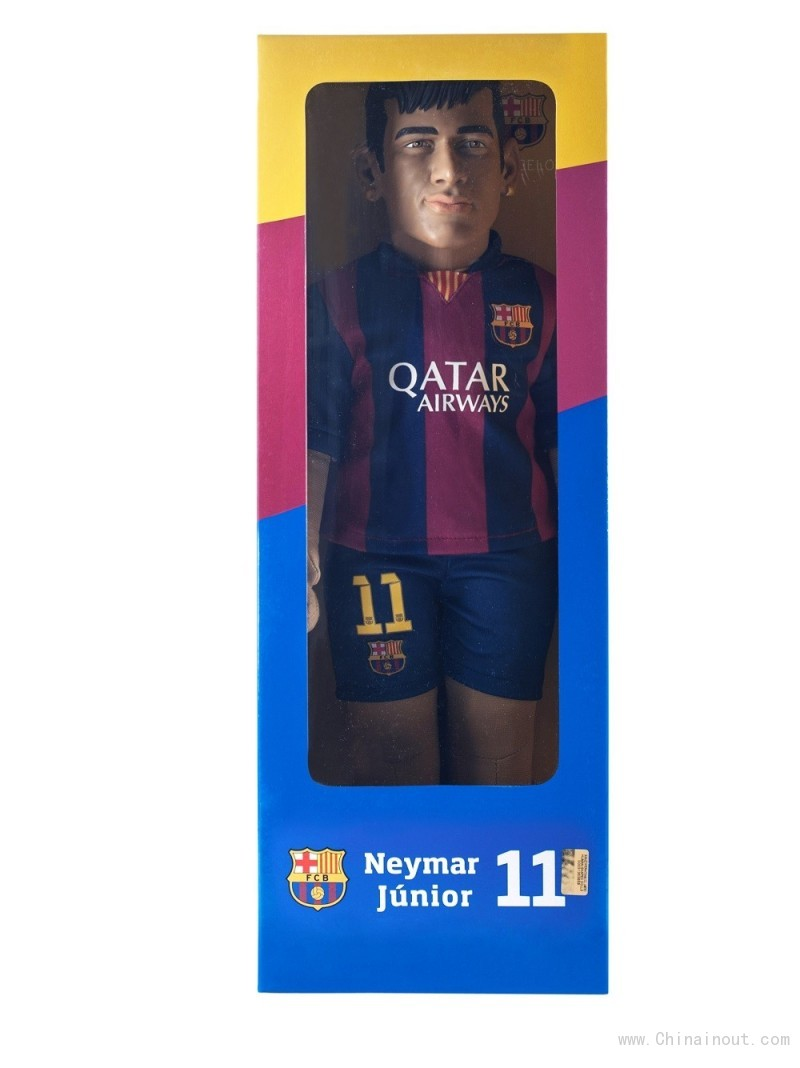 neymar_barcelona_figure_football_doll_5