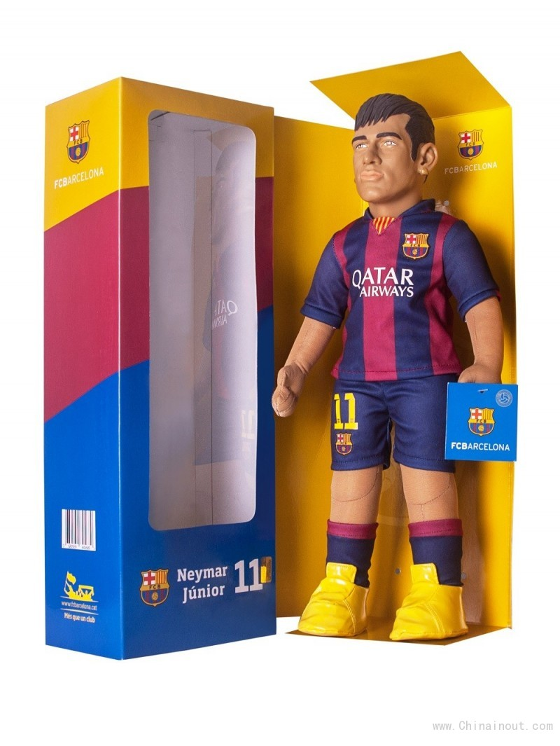 neymar_barcelona_figure_football_doll_2