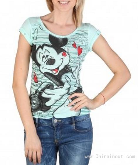 Alcott Women's T-Shirts 4