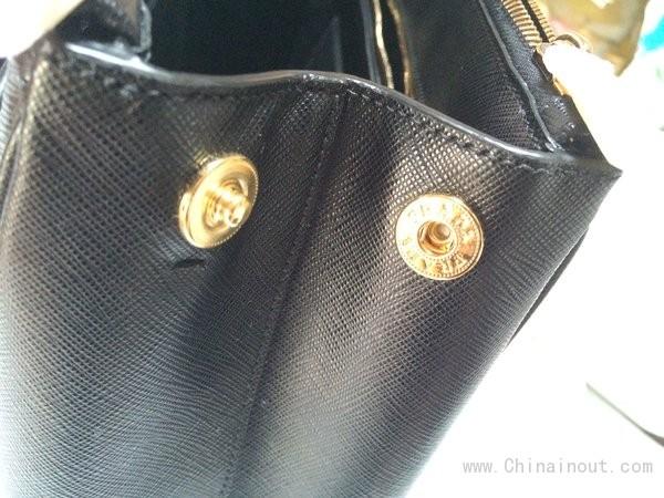 2015 SS PRADA SAFFIANO DOUBLE BAGS 4