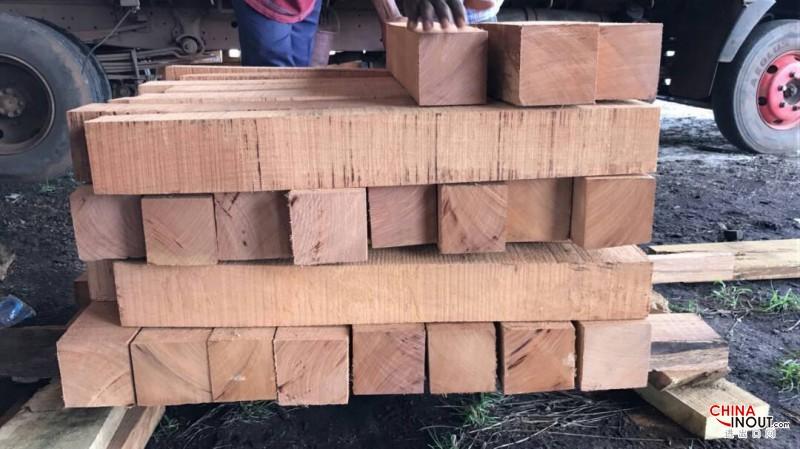 doussie wood2