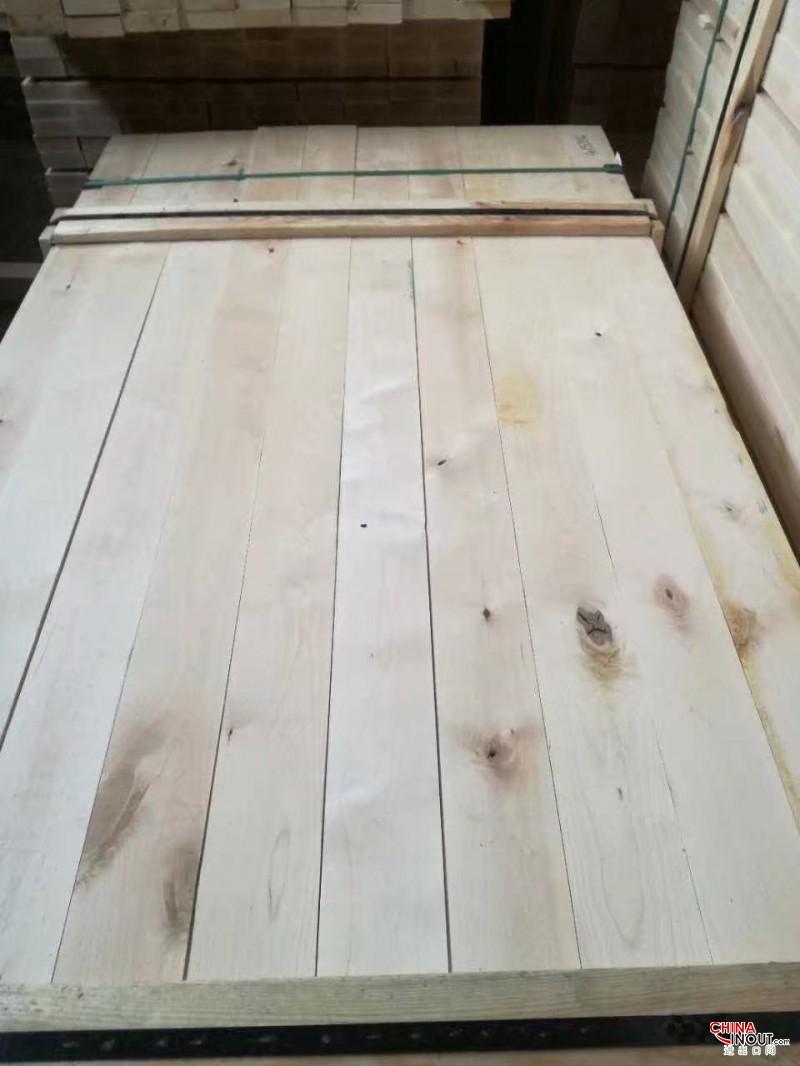 edged sawn birch lumber1