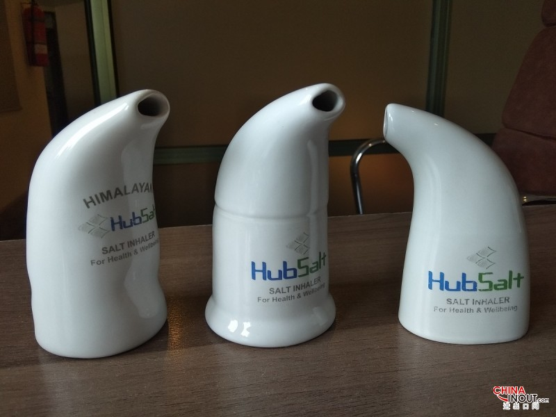 Salt Inhalers