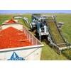 美国进口番茄采收机收割机厂家直供 harvester